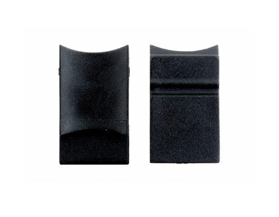 flip-clip-on-shock-absorber