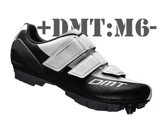 DMT:M6 KID WHITE/BLACK
