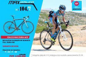 Izalco Max – Team RP-Boavista