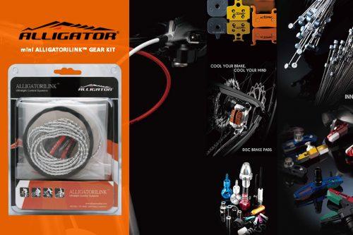 Mini Kit de Engrenagens ALLIGATORILINK ™