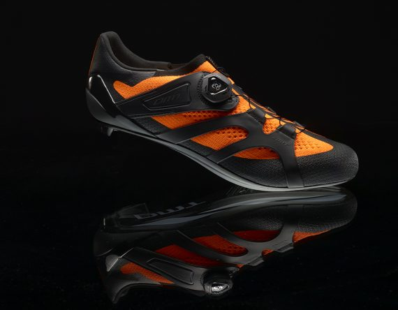 KR2 ORANGE FLUO BLACK