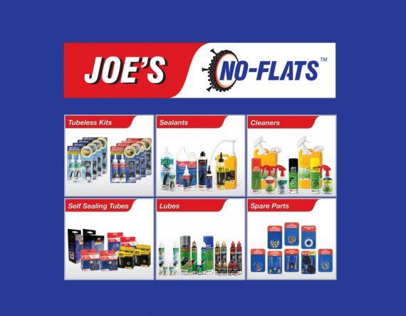 JOES NO-FLATS – Soluções anti-furo